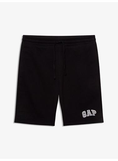 Gap Şort Siyah